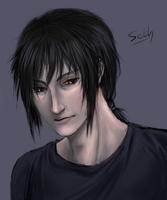 Seth Portrait by Laitma