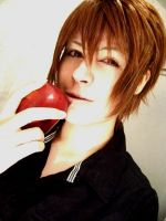 Death note: Yagami Light by sasu89
