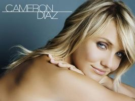 Cameron Diaz Wallpaper by SentonB