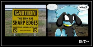 A Pointless Sign by Sonic201000