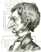 Secretary of State William H. Seward by Caricature80