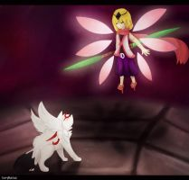 .: Okamiden - From Sword to Claws :. by SerryBlueSoul