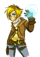 ezreal y no mentira by chimidolly