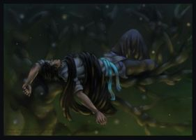 Sleeping in Trees by albyon
