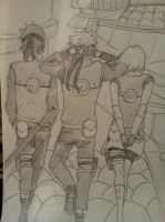 :Team 7: by Ragginess
