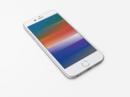 Colour Wallpaper for iPhone 6 and 6 Plus by kiwimanjaro