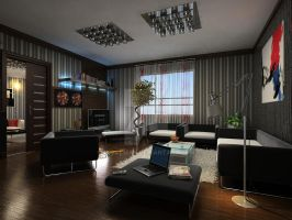 interior draft by M-Salman