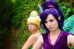 Pixie Hollow: Frienemies by KoriStarfire