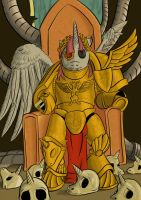 Faust, God-Empress of Ponykind by DarkHestur