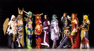 World of Warcraft by LiliCosplay