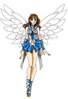 Trade: Sailor Angel by MissPhiMouse