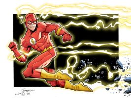 The Flash by lukesparrow