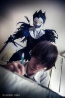 Light e Ryuk, Death Note by Lisa90Cosplay