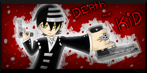 Death The Kid by CookiemonsterMS