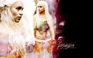 Game of Thrones - Daenerys by Firlachiel