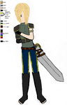 Kent Fullbody color by Earith
