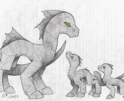 Traditional Pic 10 by Dragon-Wolf-Lover
