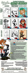 Commissions Guide by MichaelMayne