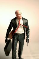 Hitman by genofobic