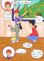 Pokemon New Adventures Page 4 by mene