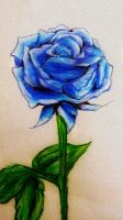 For A Rose is a Taste Of Rebirth by NightshadePro