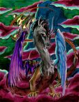 The real Agent of Chaos by ShikoSyaoran
