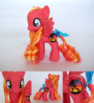 Tropical Sunset custom by psaply
