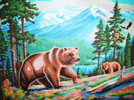 Grizzly Country by RLPT07IDN
