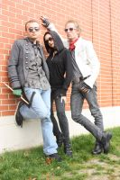 01Band Shoot by janielle623
