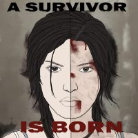 Lara Croft- A Survivor is Born by oswaiisitboy