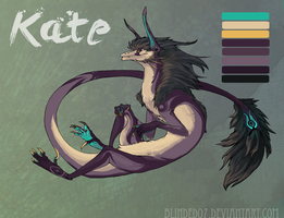 Kate Quick Ref v.2 by Yuroboros