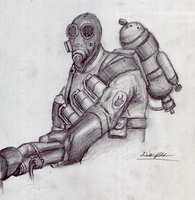 Team Fortress 2 Pyro by Dalto11