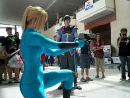Samus by Reiband