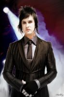 "Jimmy ""The Rev"" Sullivan by Chabiboy"