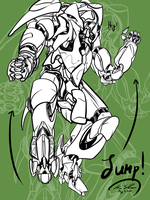 Jump: The First by PlasmaFire3000