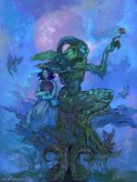 Pans Labyrinth by Odyism
