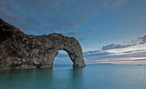 Durdle Door 1 by LughoftheLongArm