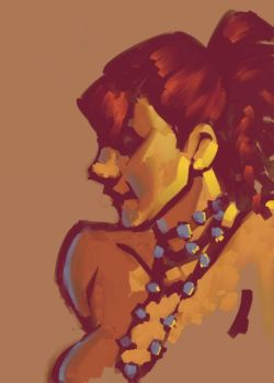 Figure Painting seven minutes by kayjkay