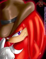 Knuckles Sexy Echidna by darkuriko