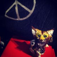 Peace out 2013. by UglyDoll311