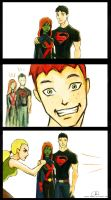 Young Justice: Say Cheese by ChristyTortland