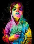 Gangsta child by Murciano
