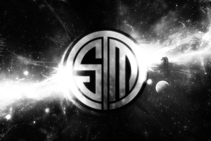 TSM Wallpaper Final in Black and White by skeptec