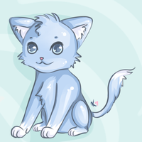 Bluestar by InnocentWanderer