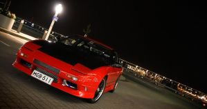 Nissan 200 SX 02 by ShagStyle