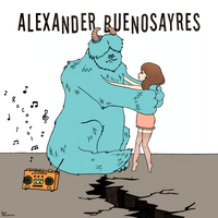 Rocanrol Album Art for Alexander Buenosayres by beyourpet
