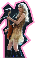 Taylor Swift PNG (3/5) by CaitlynStayStrongg