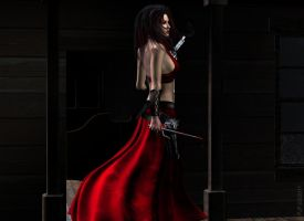 Wild Wild West Elektra by TheGeminiDream