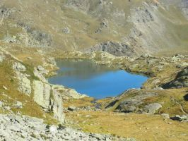 Lake Superiore (2313m) by FraterSINISTER