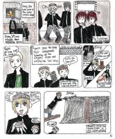 ODitLoID Page Six by p1x3lFlame